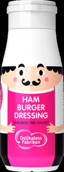 Hamburgerdressing