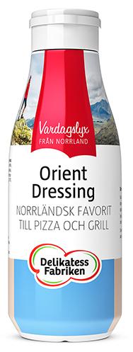 Orientdressing