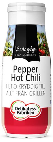 Pepper Hot Chili
