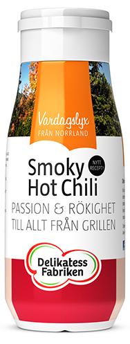Smoky Hot Chili
