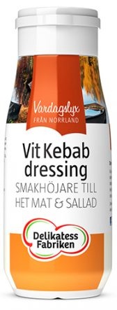 Vit Kebabdressing